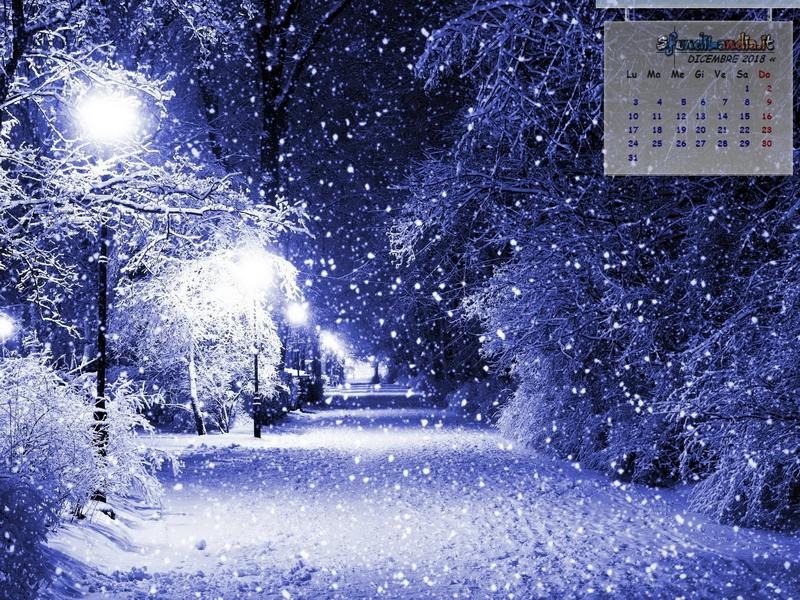 Sfondo gratis di 2018 12 dicembre 1 per for Immagini invernali per sfondo desktop