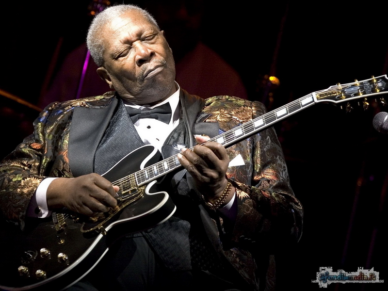 B.B.King And Lucille