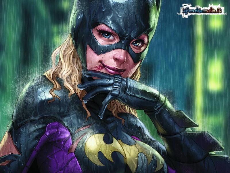 Batgirl Fighter
