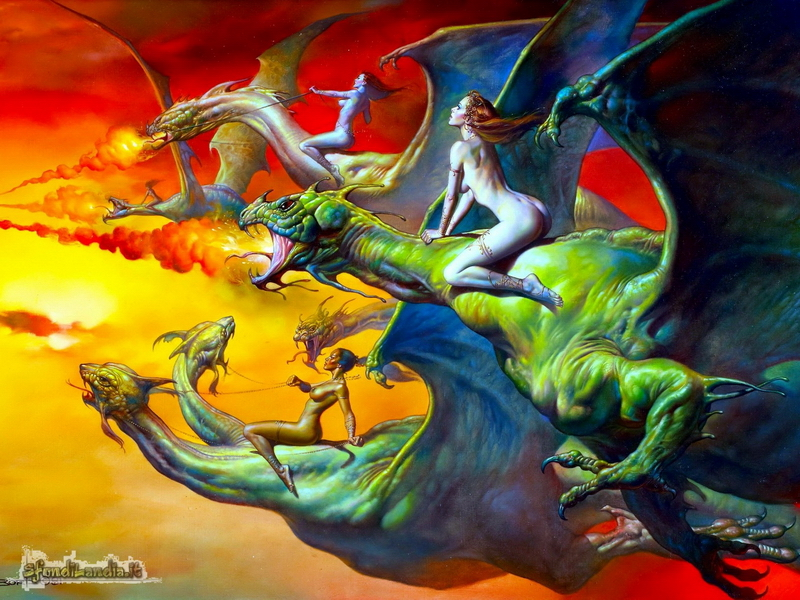 Flight Of The Dragons