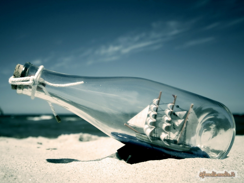 Bottled Ship