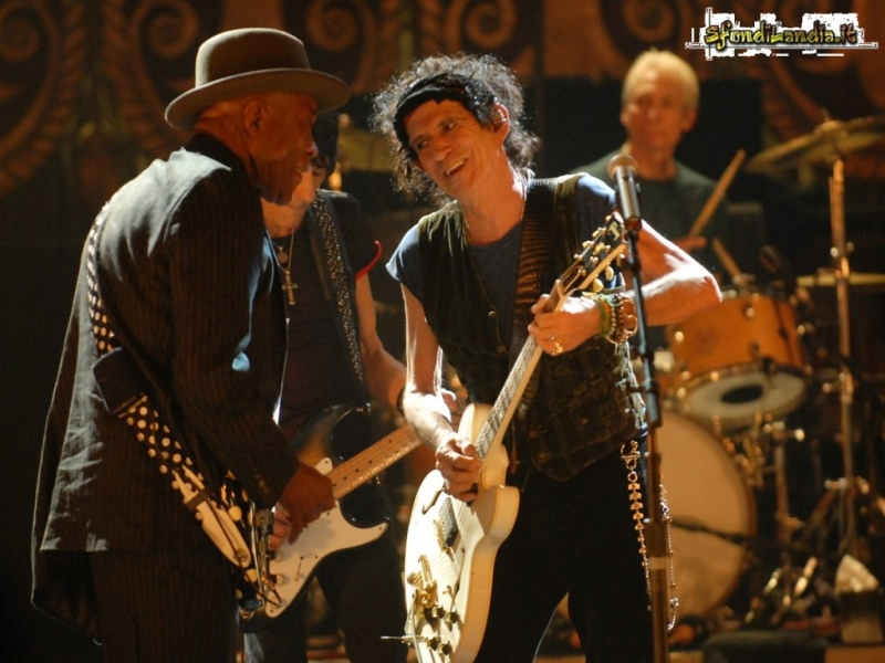 Buddy Guy and Stones