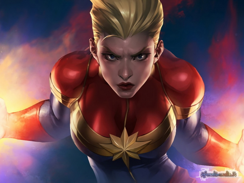 Captain Marvel Power