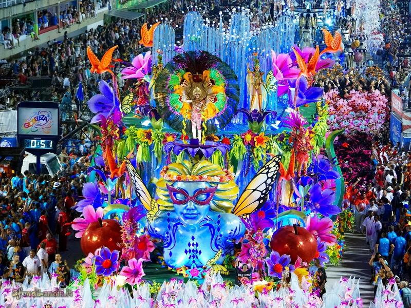 Carnevale a Rio
