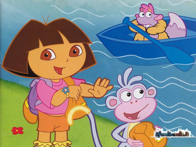 Dora esploratrice