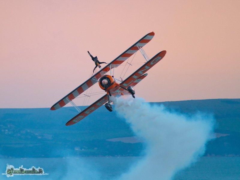 Flying Aerobatics