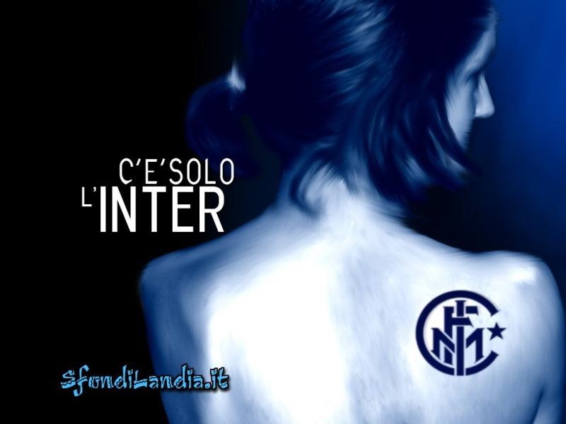 Sfondilandiait Sfondo Gratis Di Passione Inter Per Desktop