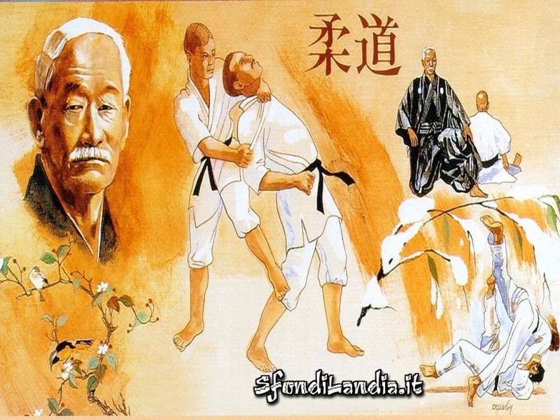 Judo Paint