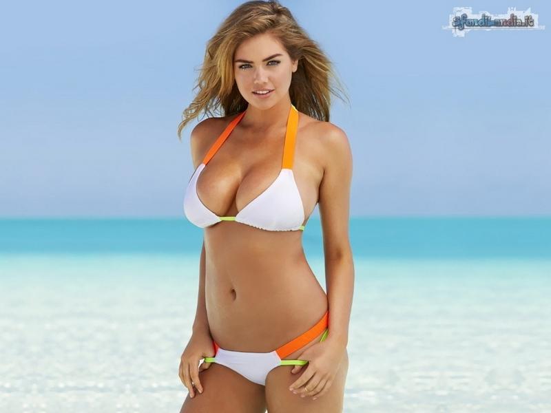 Kate in bikini