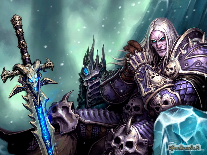 Lich King Throne