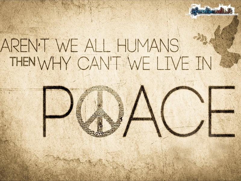 Live In Peace