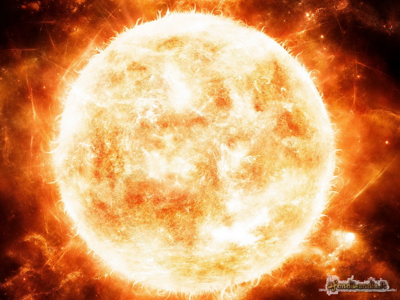 Combustione solare