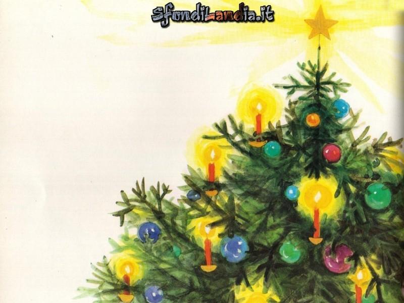 Sfondo gratis di albero di natale per for Sfondi natalizi 1920x1080