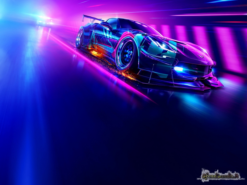 Need For Speed Heat Car