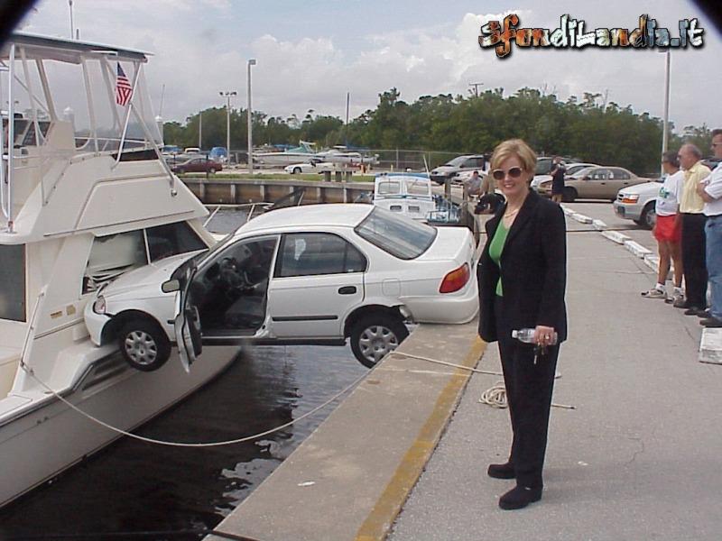 Parcheggiare