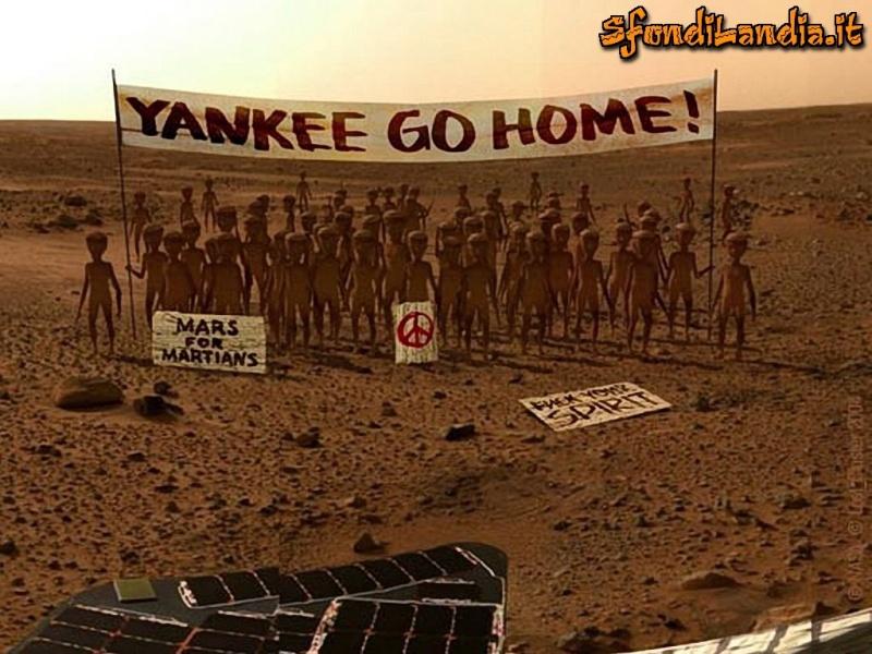 Rivolta su Marte