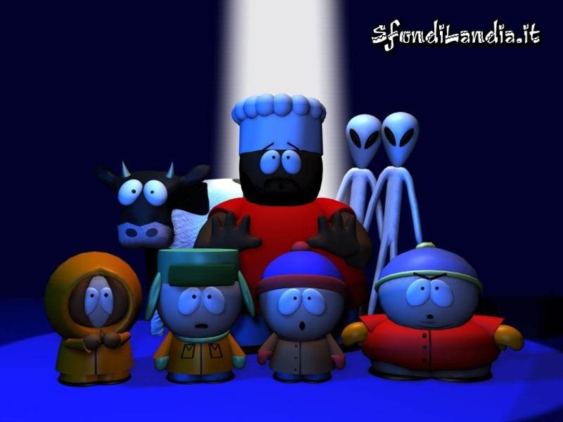 South Park Friends