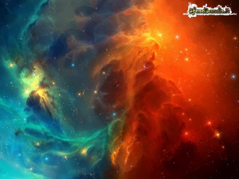 Space Nebula Stars