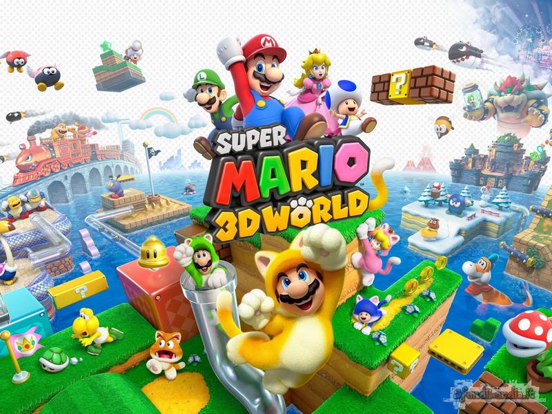 Mario volante