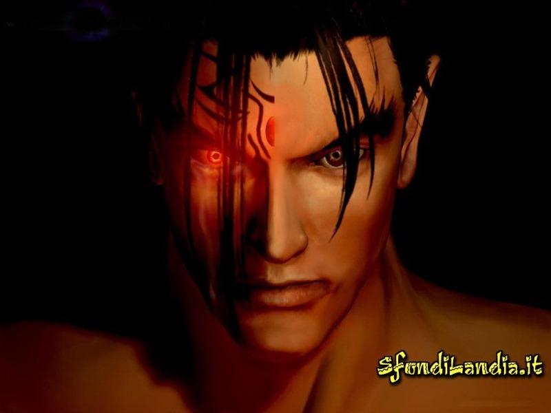 Tekken Eyes