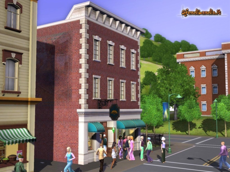 The Sims Town
