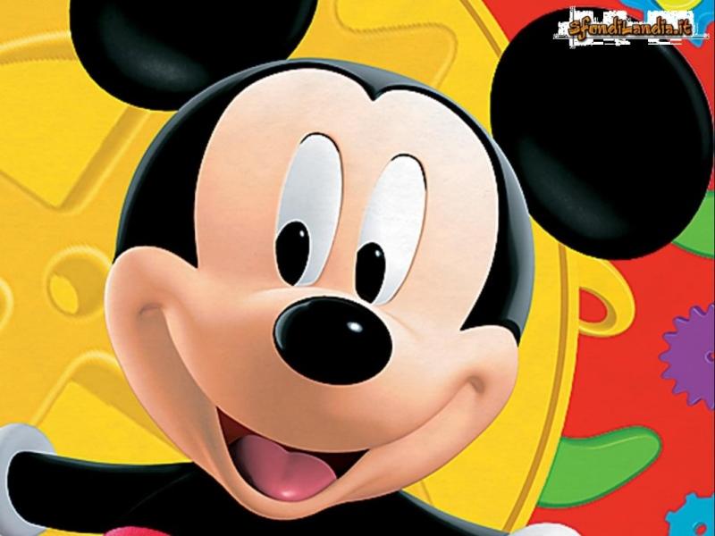 Sfondo la casa di topolino gratis a 800x600 per il desktop for La fattoria di topolino
