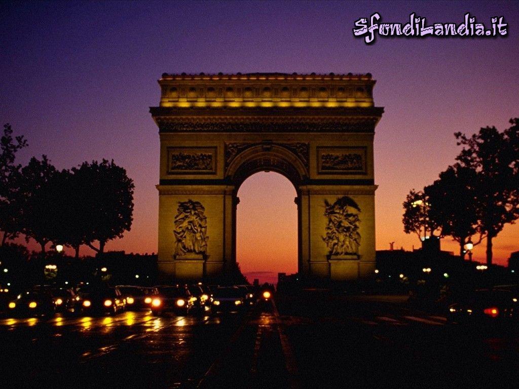 Arco Trionfo Parigi