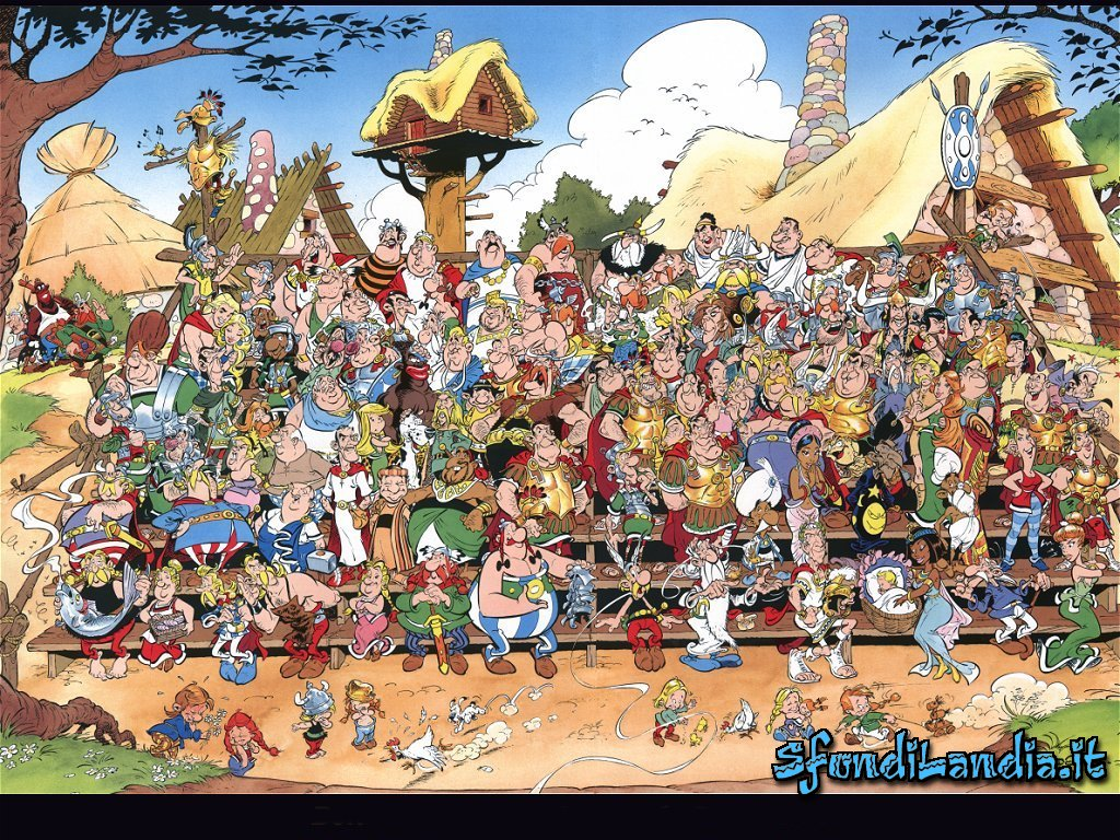 Asterix Village