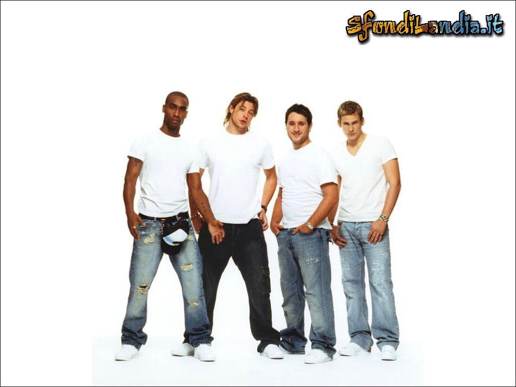 Simon, James, Antony, Lee