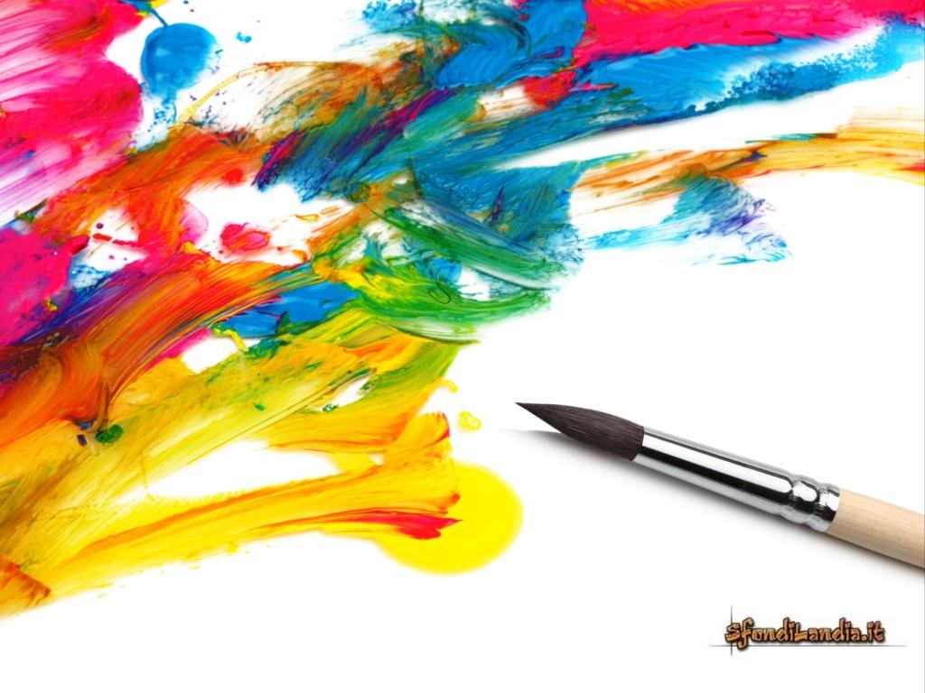Brush Painting