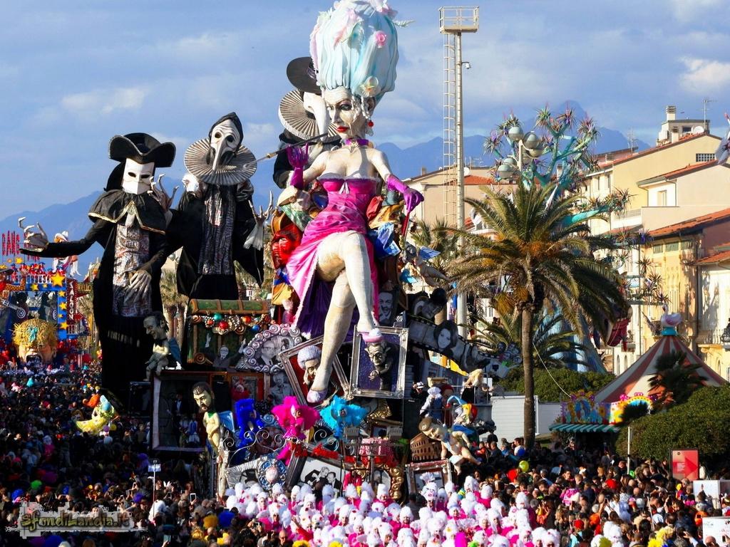Carnevale a Viareggio