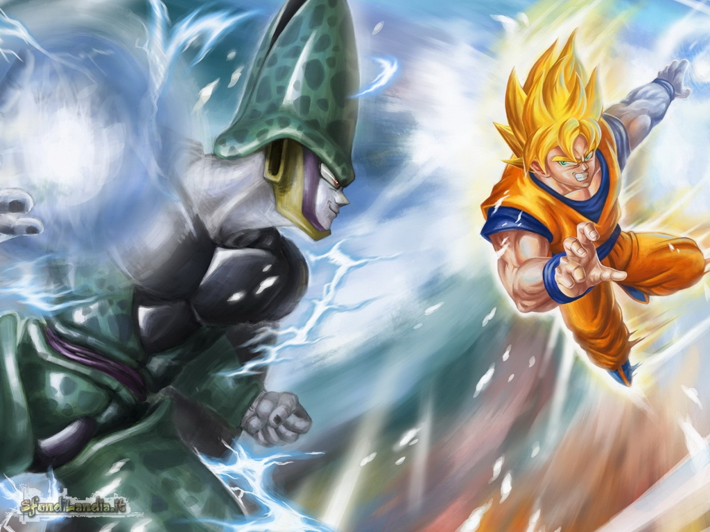 Dragonball Fight