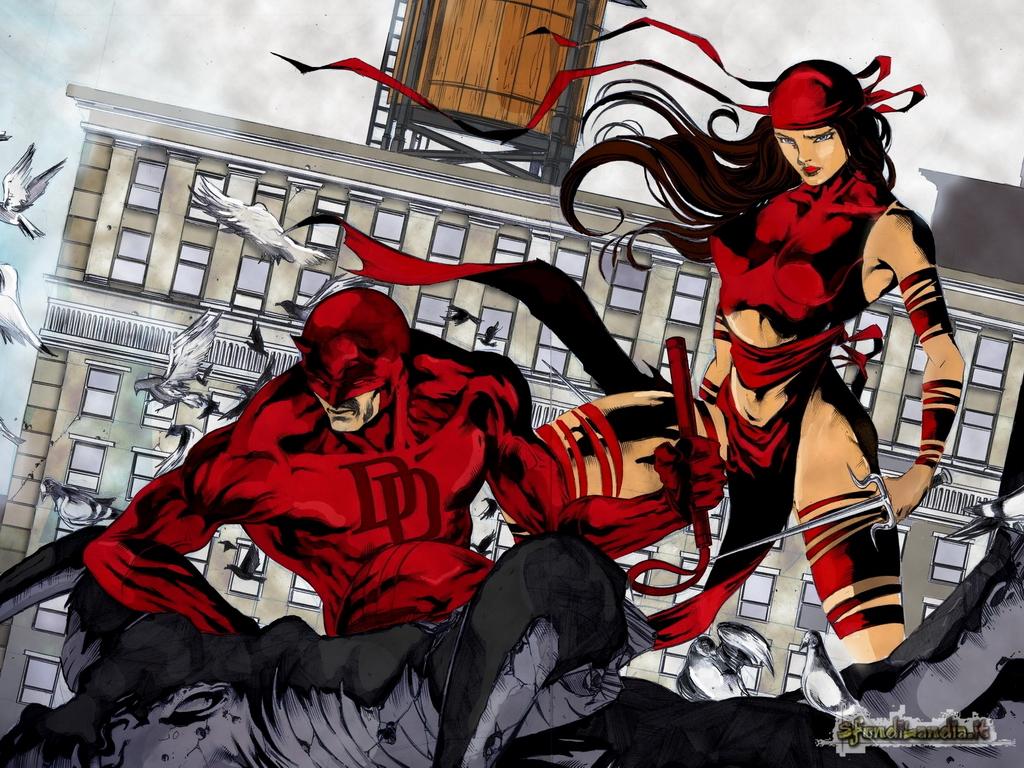 Devil And Elektra
