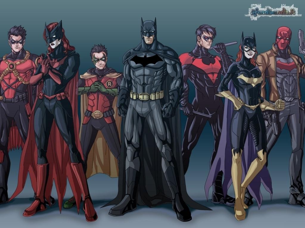 Friends Bat