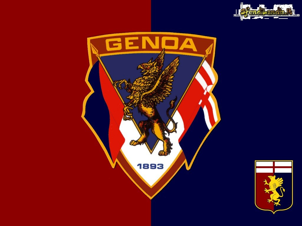 Top SfondiLandia.it | Sfondo gratis di Genoa Calcio per desktop  MX26