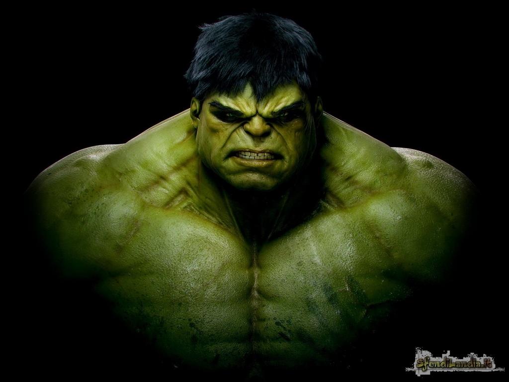 Anger Hulk