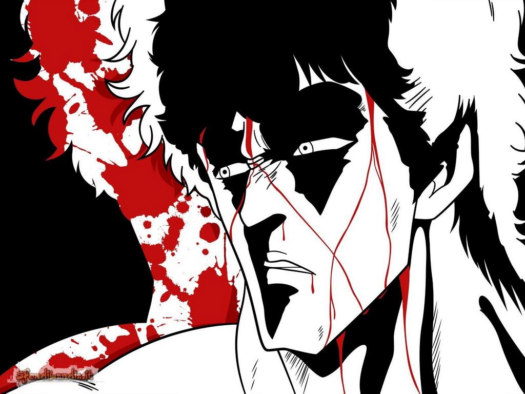 Sfondilandia.it sfondo gratis di kenshiro hokuto per desktop