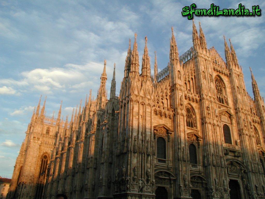 Sfondilandiait Sfondo Gratis Di Milano Duomo Per Desktop