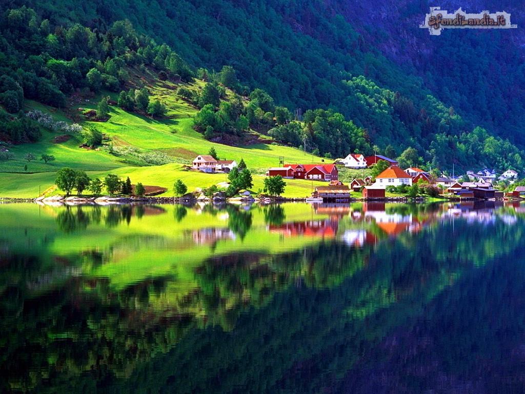 Villaggio montano