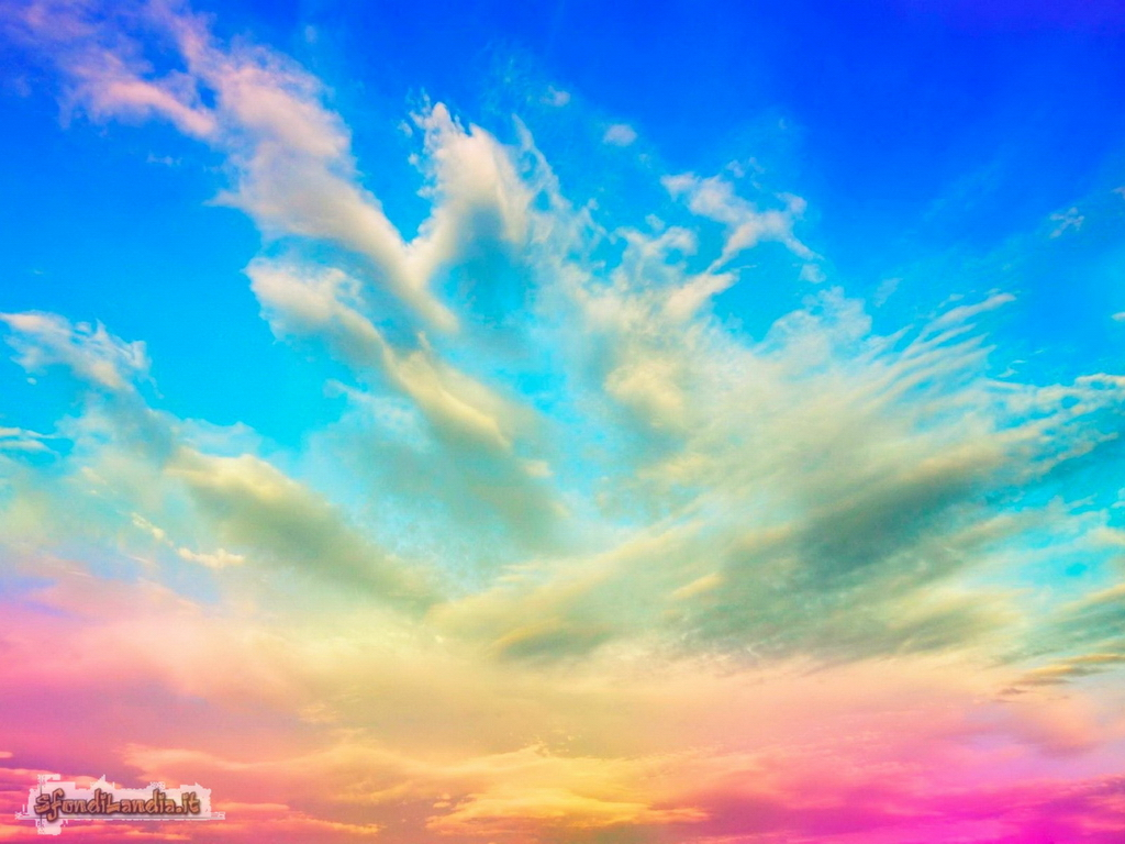 Multicolored Sky