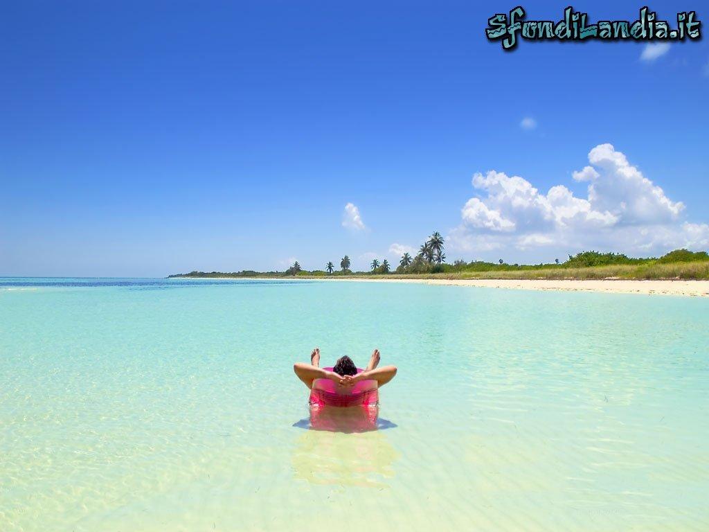 Sfondo gratis di pace e relax per desktop smartphone for Sfondilandia mare