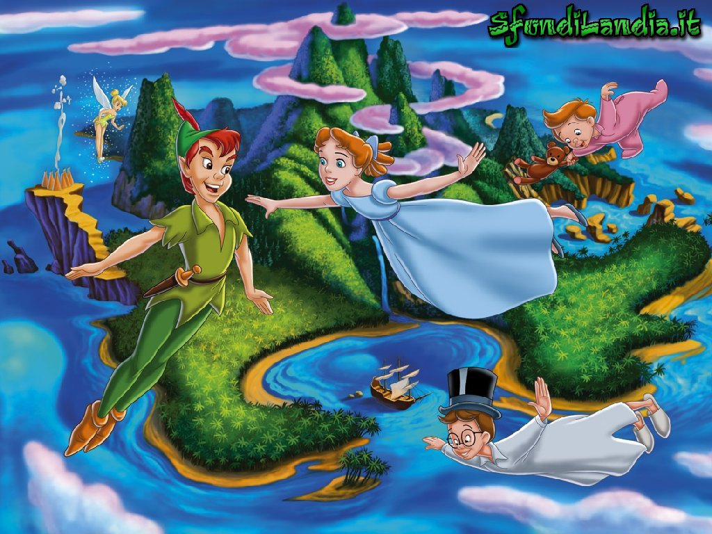 Peter Pan and Co.