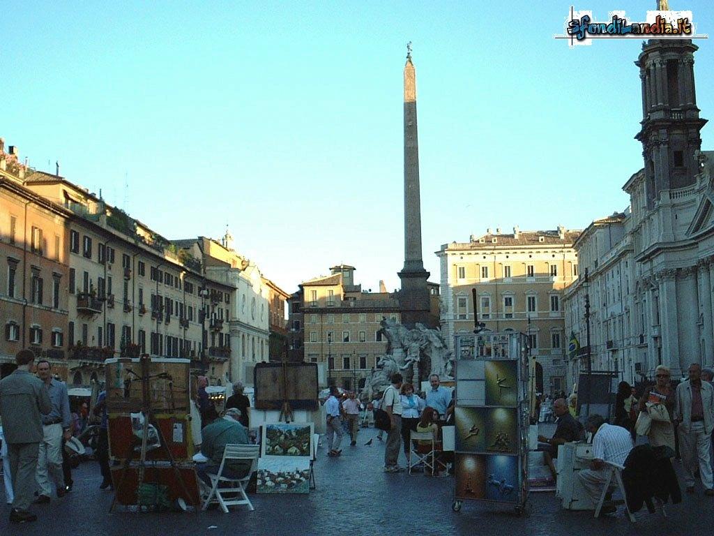 Sfondilandiait Sfondo Gratis Di Roma Per Desktop Smartphone
