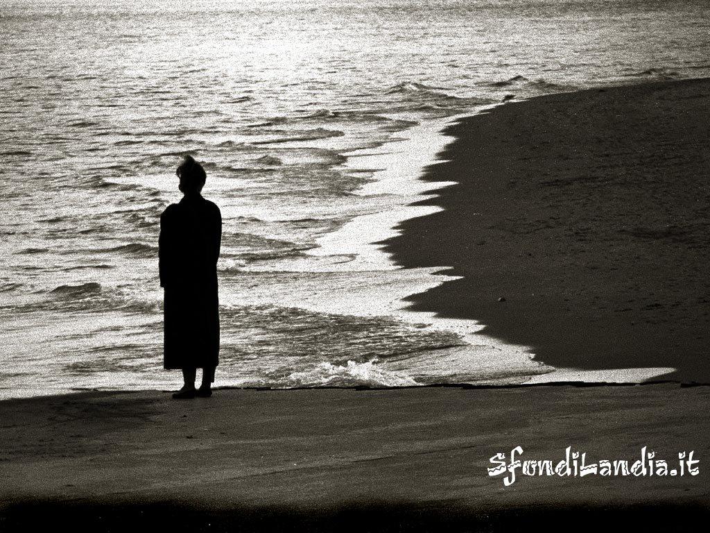 Sfondo gratis di solitudine per desktop for Sfondilandia mare