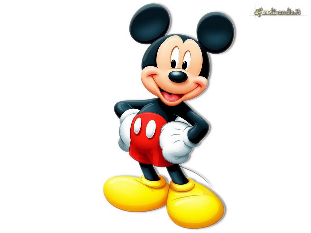 Sfondilandiait Sfondo Gratis Di Mickey Mouse Per Desktop