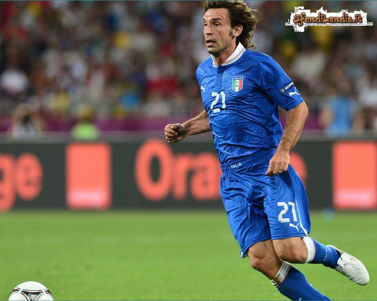 Andrea Pirlo nazionale