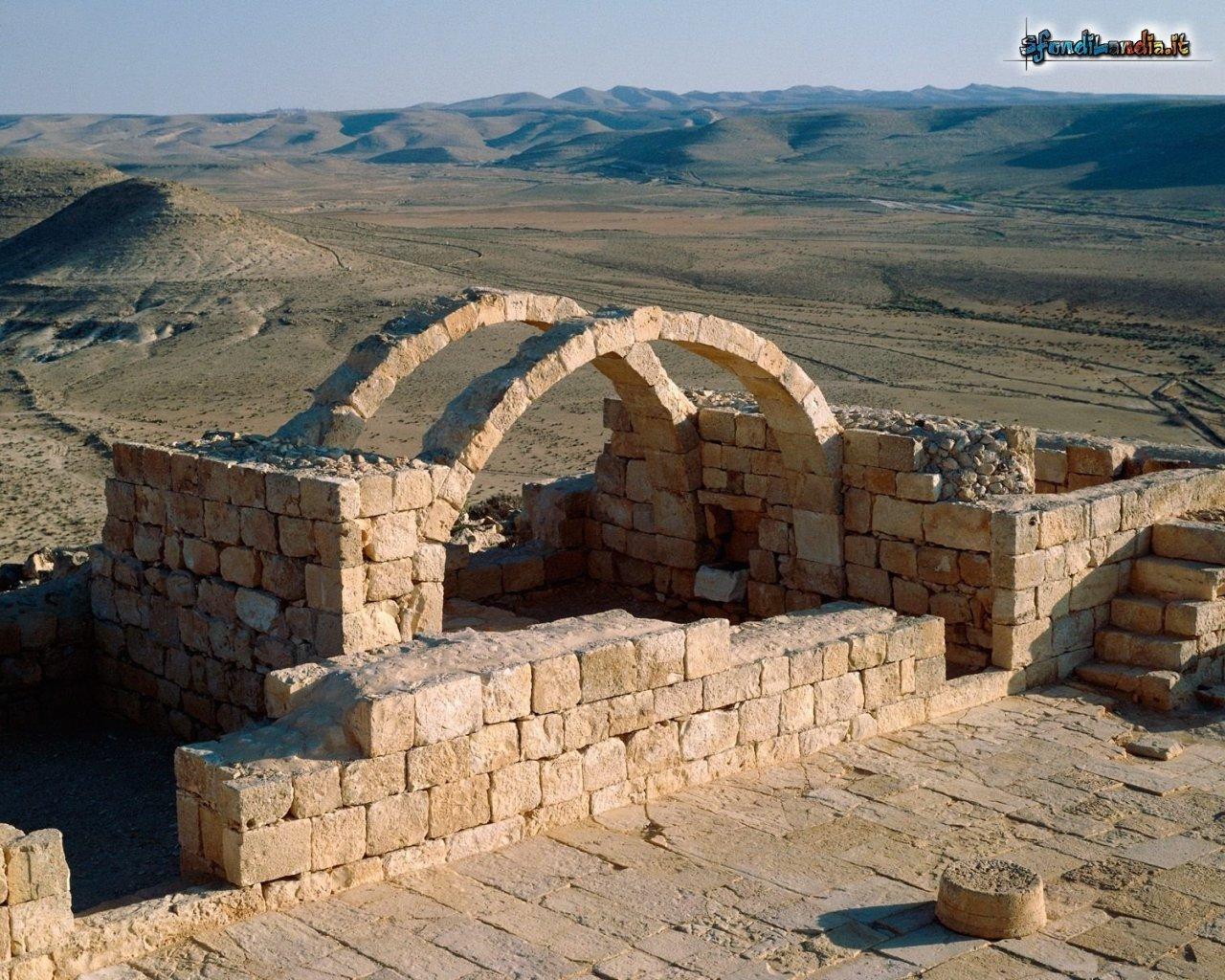 Avdat Negev