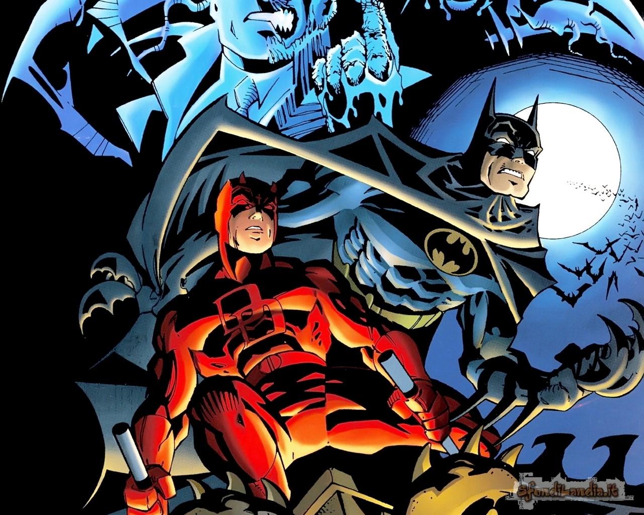 Daredevil e Batman