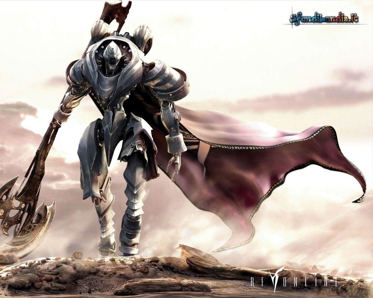 Cyborg Knight