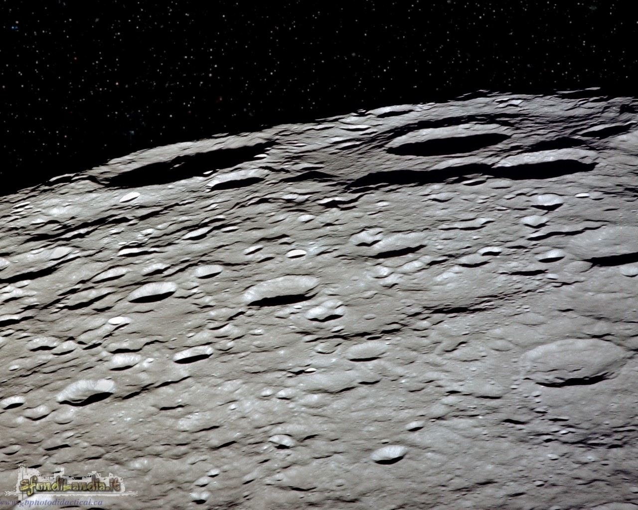Crateri Lunari